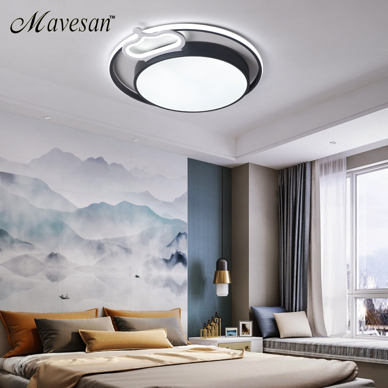 Hot selling around AC110-220V led ceiling light for kids room for restaurant room luminarias para teto for 10-15square meters