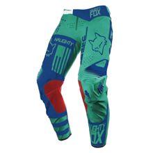Blue NAUGHTY Fox MX Racing 360 Pants MX Motocross Dirtbike Offroad ATV MTB Mens Gear
