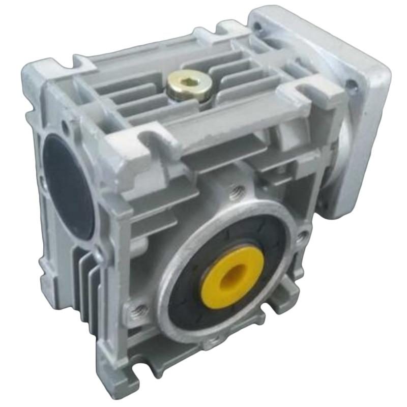 Mejor reductor de gusano 101 Nmrv030 reductor-engranaje de tornillo sin fin reductor serie-caja de engranajes reductora