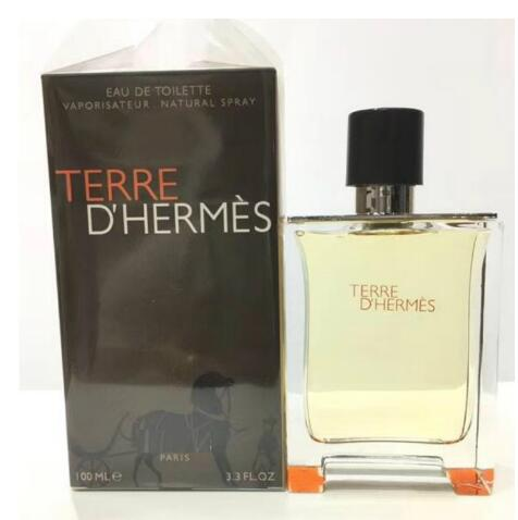 Hot 100ml Brand Men Parfume Long Lasting French Male Parfum Spray Glass Bottle Man Fresh Classic Cologne Wood Antiperspirant