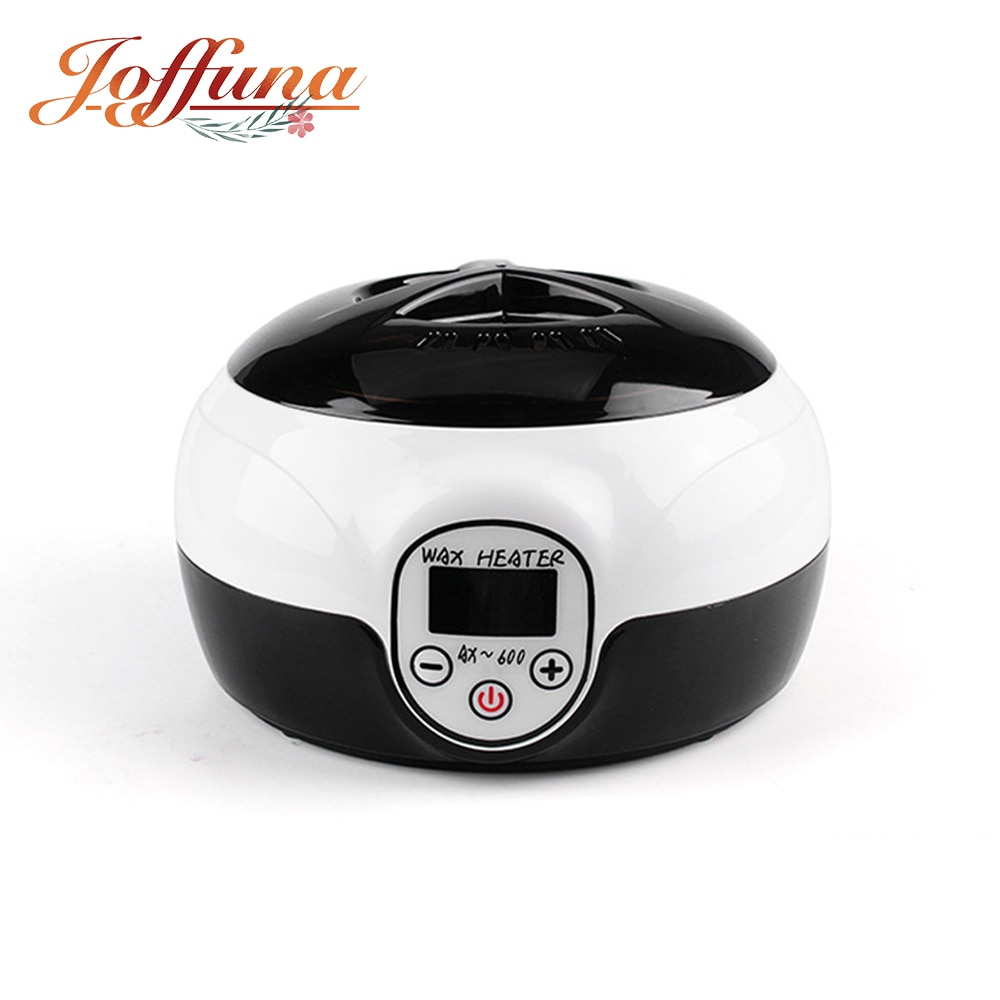 Professional hair removal electric wax heater, temperature adjustment Panel 145W energy fast heating 500ml