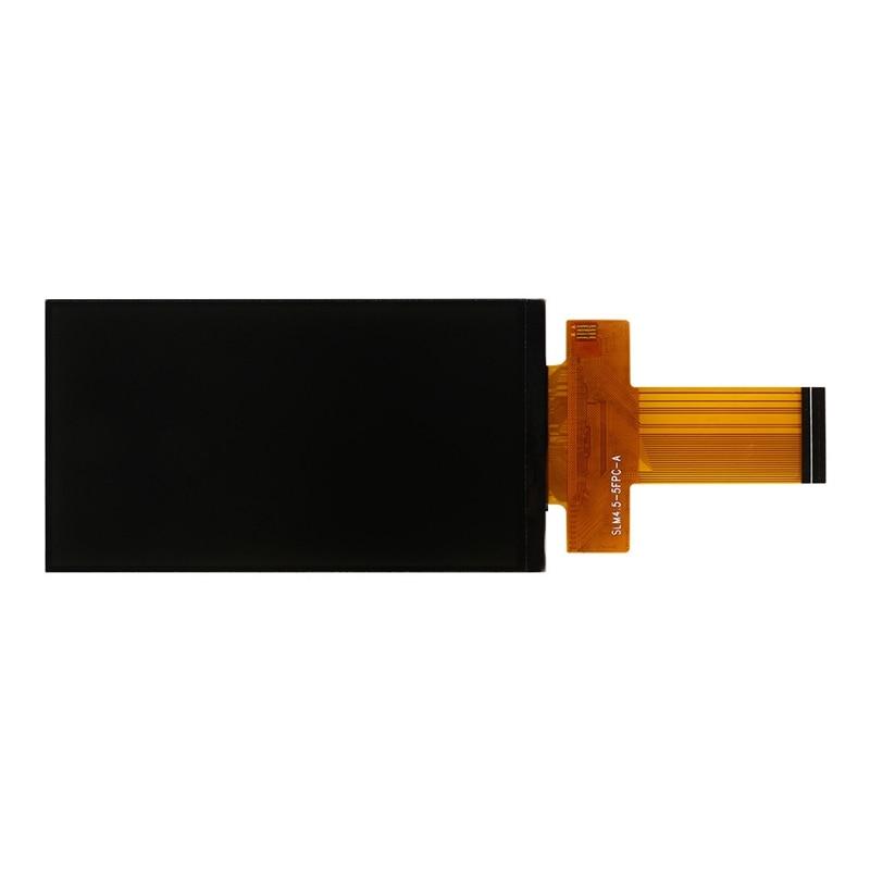 لشاشة الفوتون صفر LCD 480P حجم الشاشة 109X60mm دقة الشاشة 854X480 أجزاء طابعة ثلاثية الأبعاد للفوتون صفر