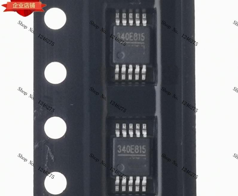 50 unids/lote CH340E CH340 MSOP10 100% nuevo Original