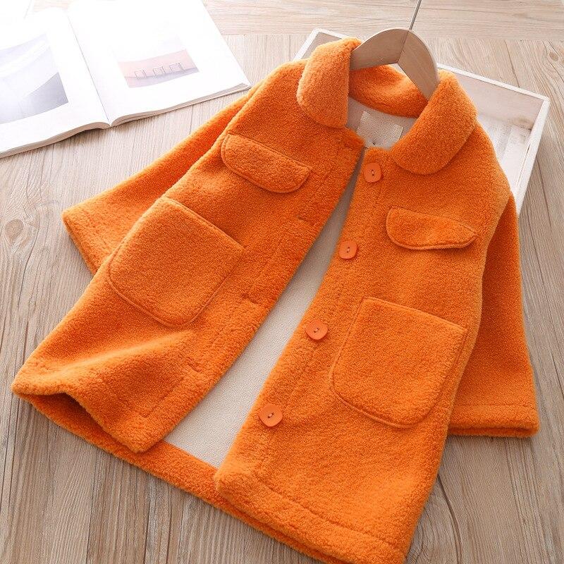 casaco de inverno infantil feminino casaco acolchoado de la de corvino e la lanudo