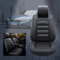 car 5 seat leather for seat cover cushion for toyota camry for corolla rav4 frontrear