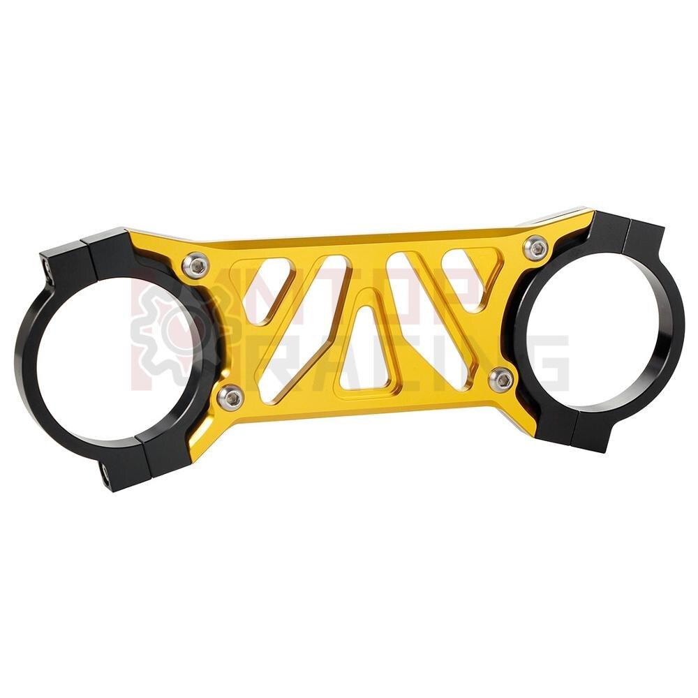 Gabel Stabilisator Gabel Klammer Für Honda CBF500 2004-2007 CBF600S CBF600 2008-2010 CBF1000 2006-2012 CB900 Hornet 2001-2007