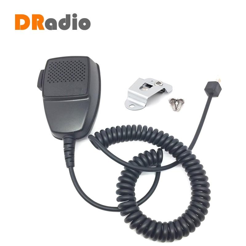 DRadio 8 Pin Speaker GM300 Mic Microphone For Motorola GM300 GM338 GM950 Car Mobile Radio HMN3413AR HMN3596A