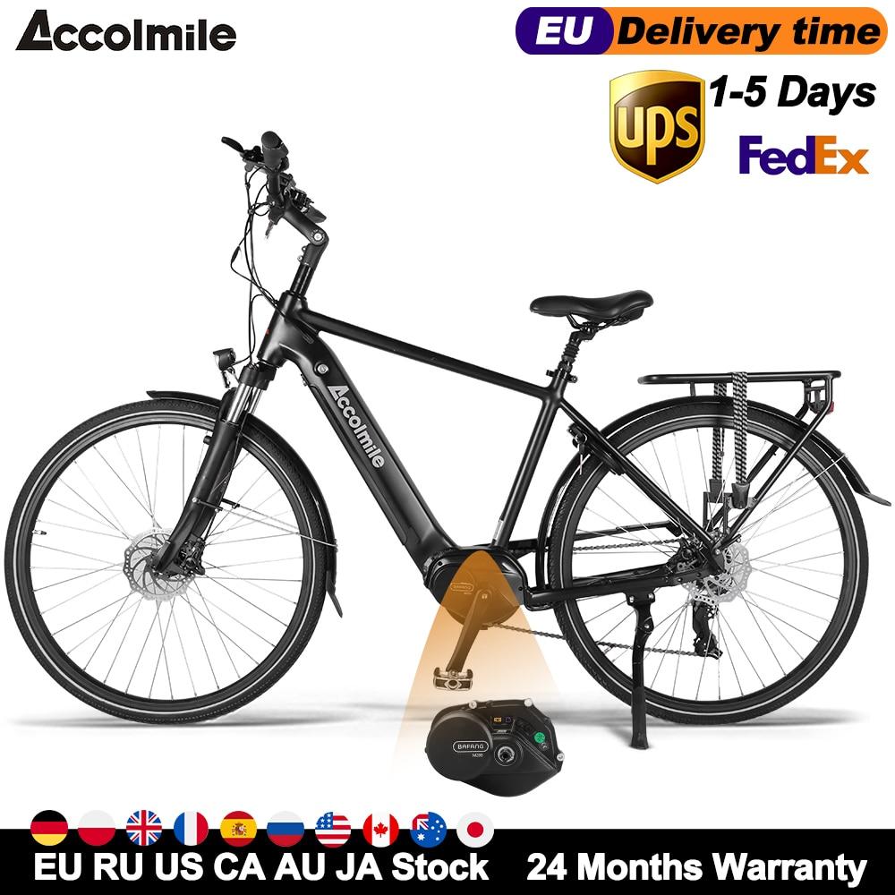 Ebike-bicicleta eléctrica de 28 pulgadas, cicla eléctrica de 250W de potencia, con...