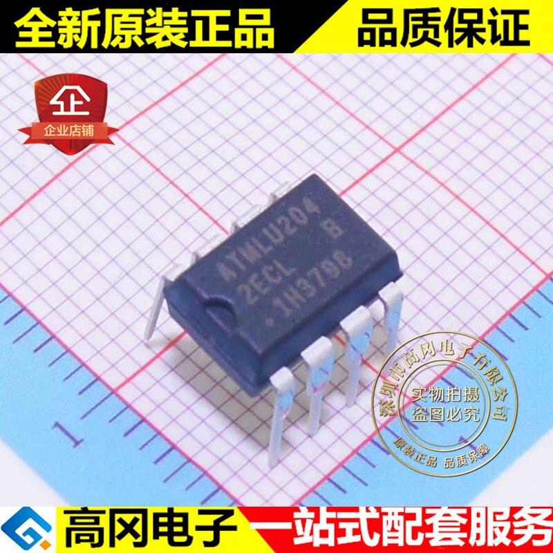 5 piezas AT24C256C-PU AT24C256 2ECL DIP8