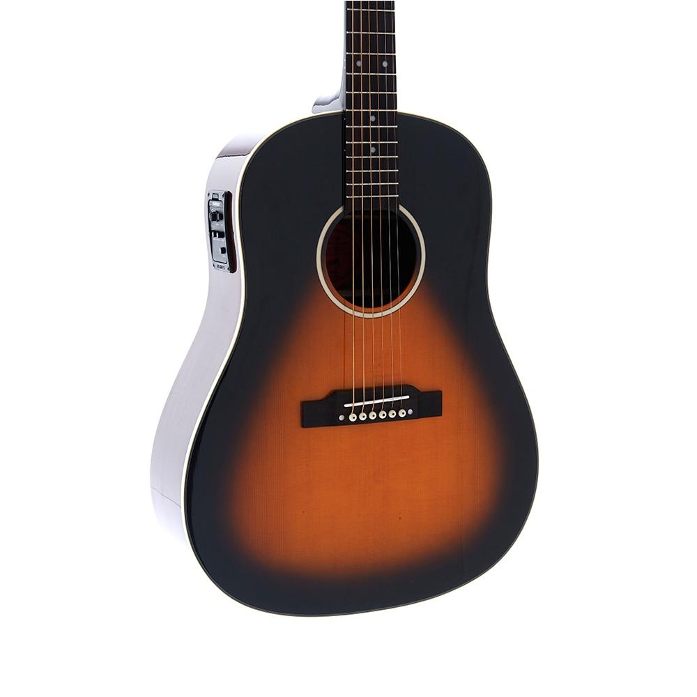 Best Selling GB Montana J-45 Standard Electric Acoustic Guitar Vintage Sunburst Color