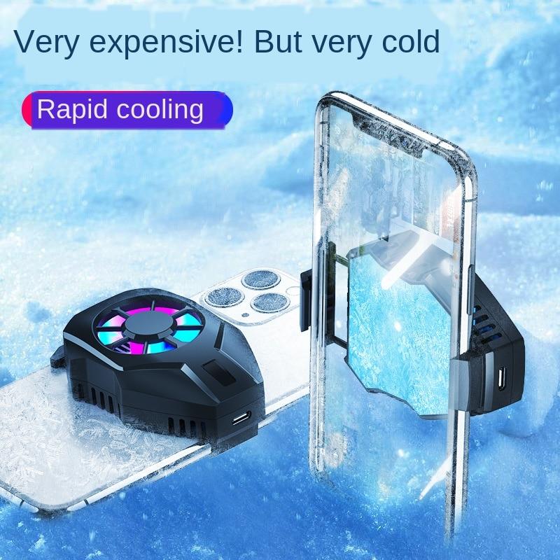 L-01 полупроводниковый радиатор, мобильный телефон охлаждение, быстрое охлаждение, портативные периферийные устройства, Артефакт курицы, хо...