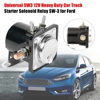 sw 3 heavy duty car truck starter solenoid relay 4 terminal for ford 12v replace car accessories wholesale dropshipping 2021