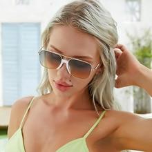 2021 Cat's Eye Sunglasses For Women Fashion Classic Double Beam Casual Luxury Retro Sun Glasses Shad