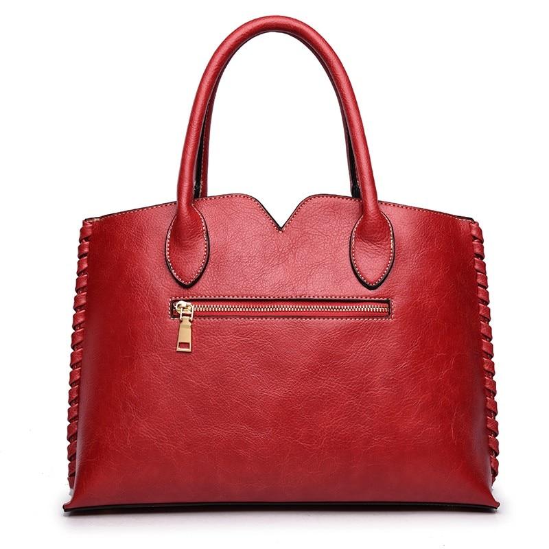 Bolsa de Ombro Couro para as Mulheres Feminina em Relevo Bolsa do Mensageiro Novas Senhoras Bolsa Feminina Vermelho Verde Luxo Marca Totes