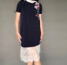 2020 NEW Korean Summer Beach High Waist Elastic Tulle Hollow Out Transparent Short Skirt Women Sexy Lace Mesh Base Skirt Casual