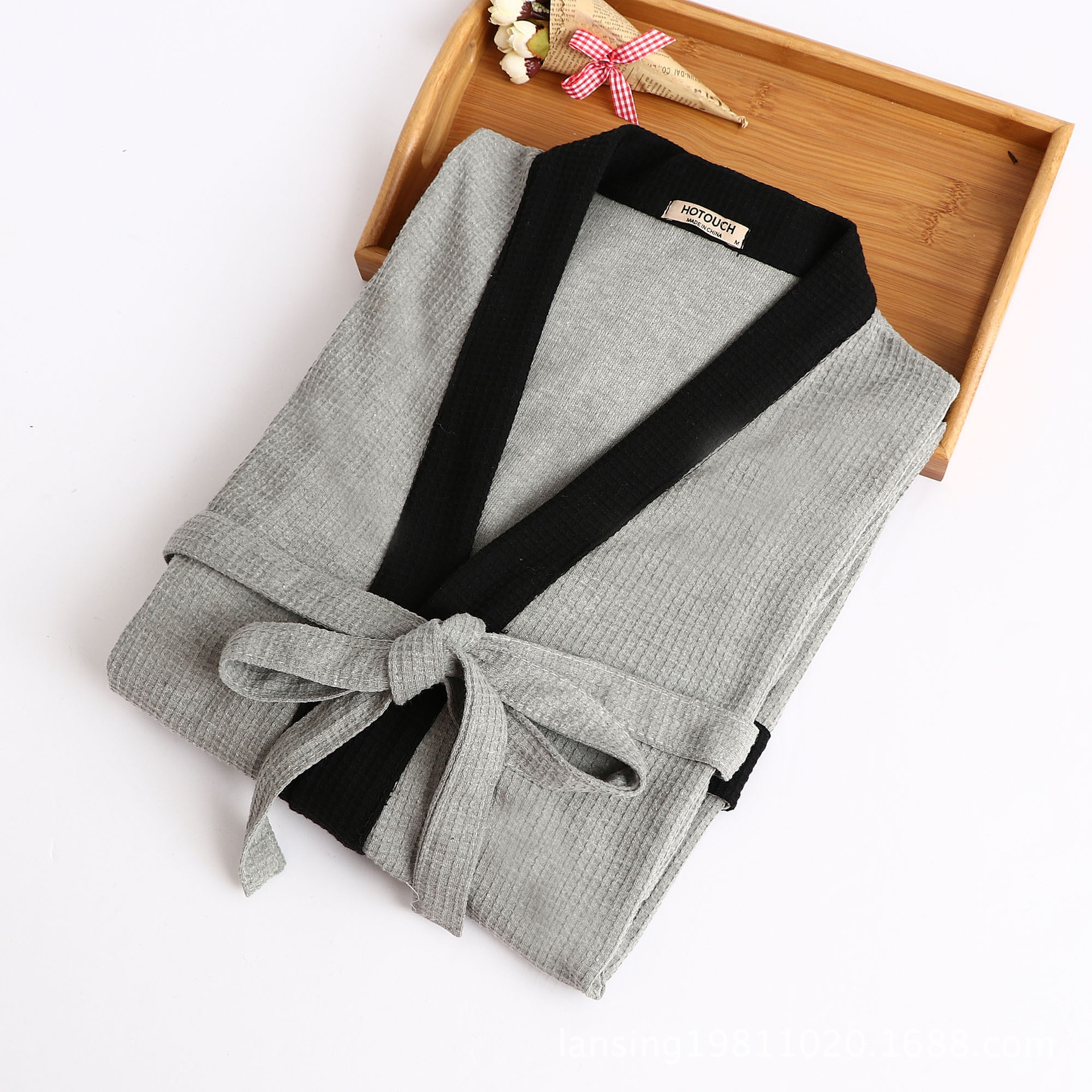 Полотенце халаты для мужчин халат De Chambre Homme Waffle Hotel халат сауна и ванна полотенца Albornoz Ducha Szlafrok Meski Fashion