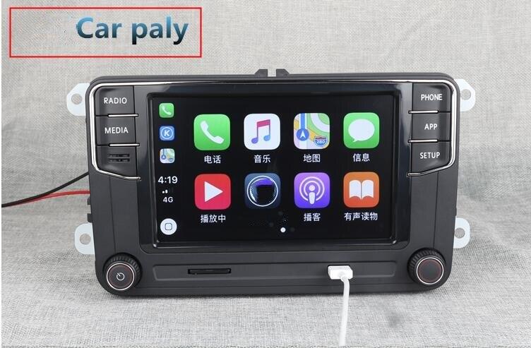 MIB RCD360 Carplay Radio 6RD 035 187B RCD 360 Golf 5 6 JETA MK5 MK6 Passat B6 B7 CC Tiguan Touran