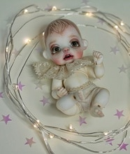 BJD  1/12 GRUG open eyes Dolls Body Model Girls Boys nude doll High Quality resign model Toys Shop Figures