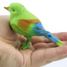 900C Novelty Voice Controlled Bird Call Chirp Electronic Pet Gag Kids Baby Toy