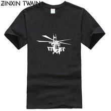 Offre spéciale Apache, 2019 Ah-64. T-shirt pour homme haut de gamme NT. T-shirts de toutes les couleurs et tailles