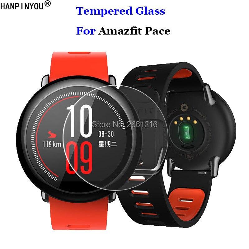 Reloj inteligente para Xiaomi Huami Amazfit Pace, deportivo, cristal templado 9H 2.5D, Protector de pantalla Premium