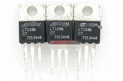 Ic 100% novo frete grátis lt1086ct lt1086it ez1086ct para-220