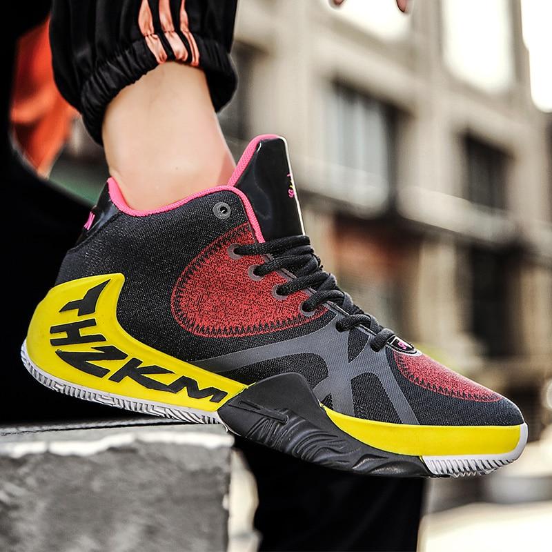 Zapatos informales De malla transpirable para Hombre, zapatillas antideslizantes, para correr
