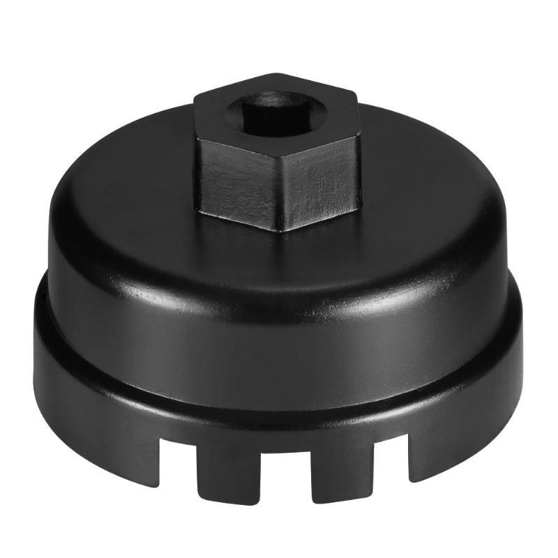 Ключ для масляного фильтра 3/8 квадратная крышка привода инструмент для удаления гнезд 14 флейта для Toyota Allion Auris Corolla Axio Corolla Fielder