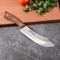 7 5inch chef knife high caebon steel kitchen knife slicing meat chopping fish filleting knife butcher vegetables cleaver