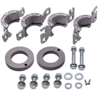 hot sale suspension lift kit front 2 rear 2 for jeep cherokee kl sport 2014 2019