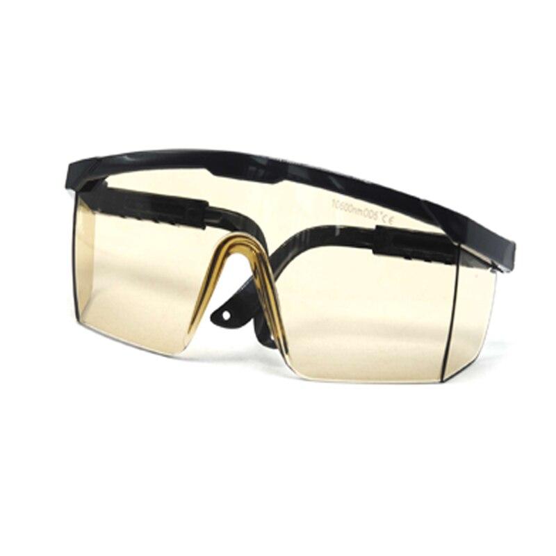 Орел пара 10600 нм OD5% 2B +EP-4-5 широкий спектр непрерывный поглощение лазер защитные очки
