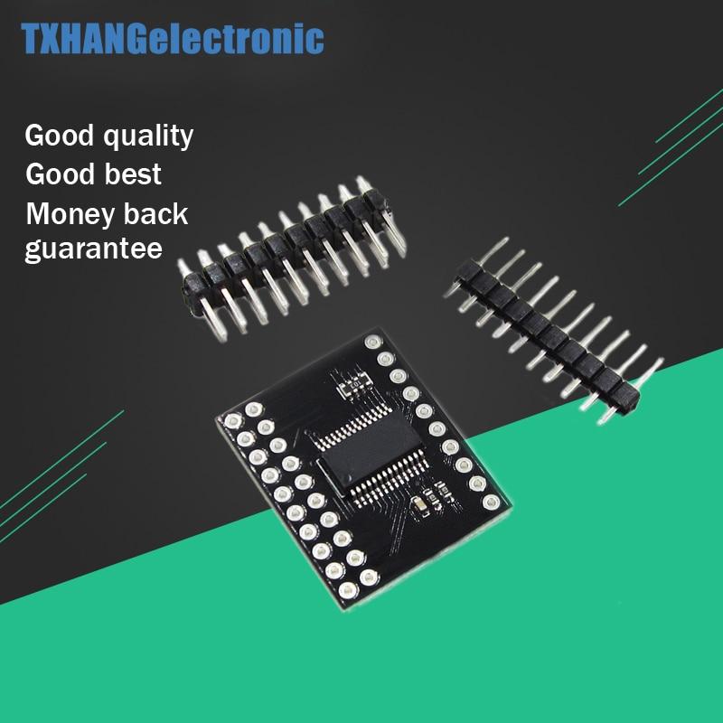 Neue Serielle Schnittstelle Iic I2C MCP23017 SPI MCP23S17 Bidirektionale 16-Bit I/O Expander Pins 10 Mhz Serielle Schnittstelle modul