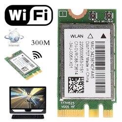 2021 novo 300m sem fio bluetooth cartão wi-fi para dell dw1707 vrc88 qualcomm qcnfa335