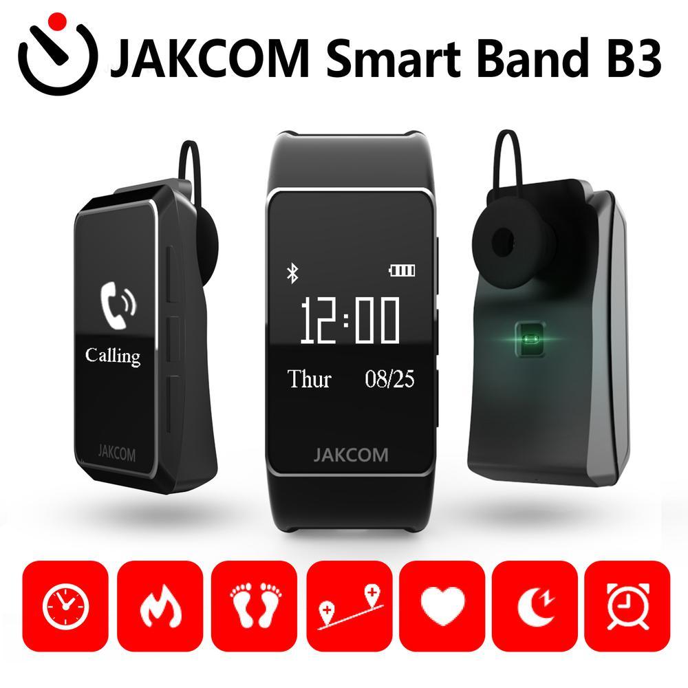 JAKCOM B3 reloj inteligente para hombres y mujeres, reloj inteligente para niños, relojes deportivos m4 gtr 47mm pulsera 5 band 3 elephone