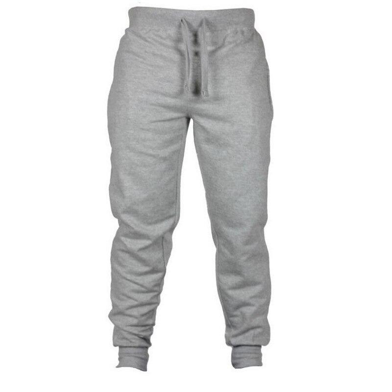 Штаны Для мужчин Панталоны уличная Jogger Фитнес Бодибилдинг Штаны Панталоны тонкого покроя мужские теплые брюки Штаны брюки Для мужчин ZTCK088
