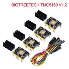 BIGTREETECH TMC5160 V 1,2 SPI Schrittmotor Fahrer 6-schicht Bord VS TMC2208 TMC2209 3D Drucker Teile Für Ender 3/5 SKR V 1,3 Pro