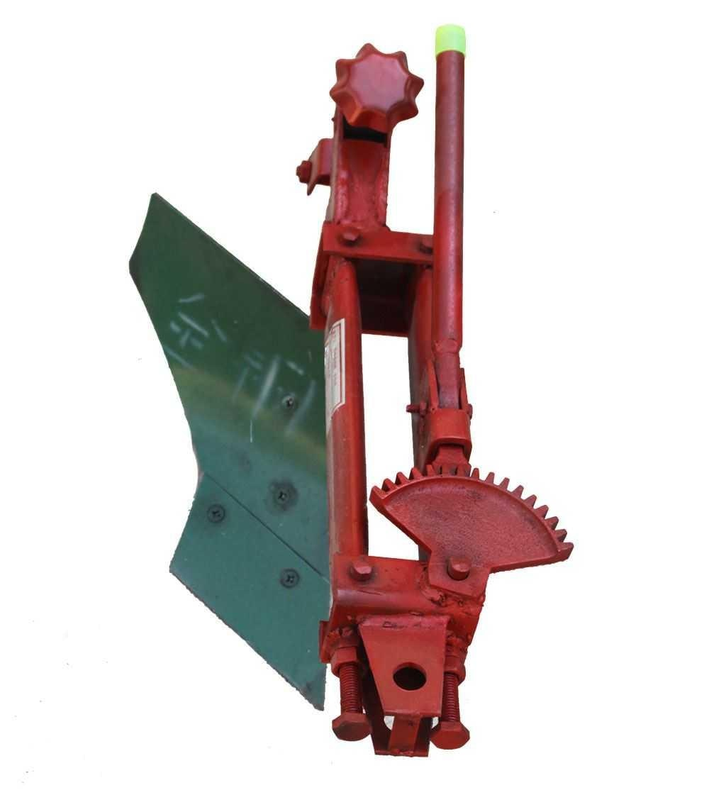 Micro-tiller walking tractor single-sided ploughshare plowing single-sided steel plough enlarge