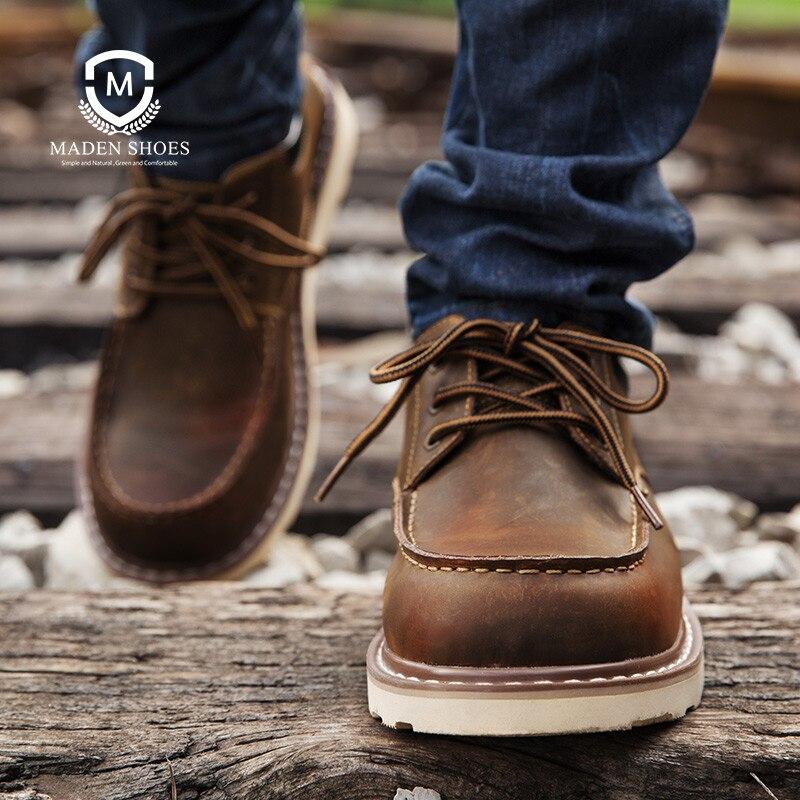 Maden أحذية رجالي خنزير الجلد المدبوغ أحذية رياضية حذاء أسود ماركة فاخرة أحذية رياضية أحذية مصممين الرجال عالية الجودة تنيس Masculino