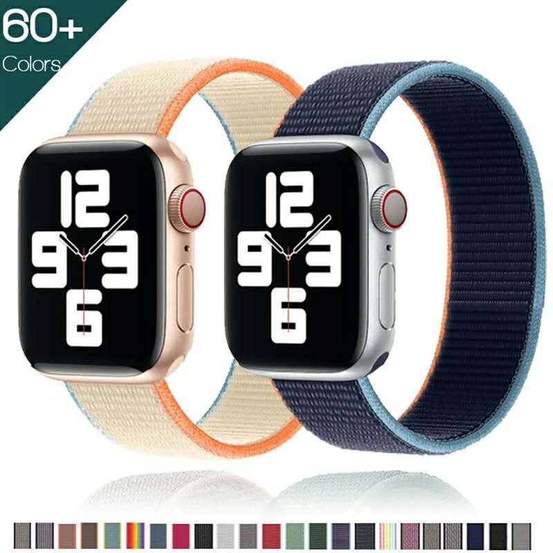 strap-for-apple-watch-band-44mm-40mm-42mm-38mm-smartwatch-watchband-belt-sport-nylon-loop-belt-bracelet-iwatch-series-3-4-5-se-6