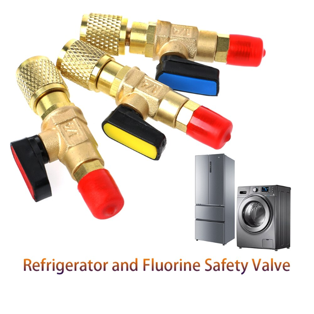 Шланги с прямым шаровым клапаном SAE 1/4 дюйма папа-1/4 дюйма мама, шланги для зарядки HVAC, HVAC/r, прямой шаровой клапан, заряжающий хладагент R22