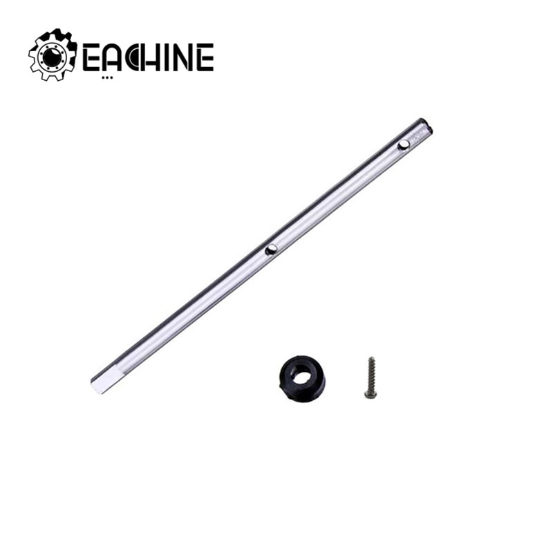 Original Eachine E119 1pcs Metal Main Shaft Axel with Screw Washer RC Helicopter Remote Control Spar