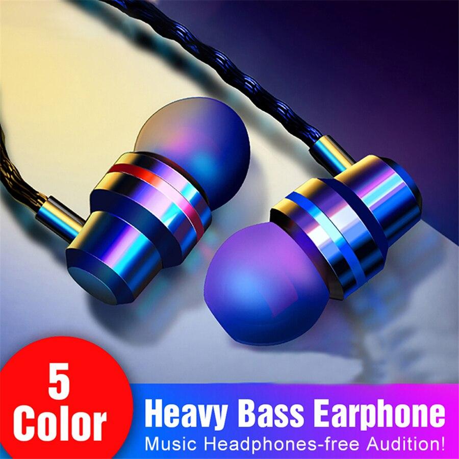 Проводные наушники-вкладыши 3,5 мм, наушники, музыкальные спортивные Игровые наушники с микрофоном для IPhone, Xiaomi, samsung, huawei, стерео
