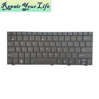 laptop keyboard for ASUS 1008 1005HA 1008HA 1005 1005HD 1001 1001HA US English MP-09A33US 5282 04GOA192KUS10 black KB replacemen