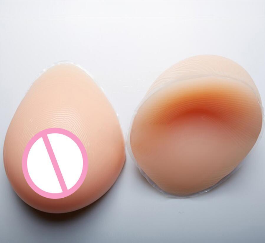 Heißer Verkauf 1800g Künstliche Silikon Brust Formen Realistische Falsche Brust Gefälschte Titten Für Sexy Crossdresser Postoperative Enhancer