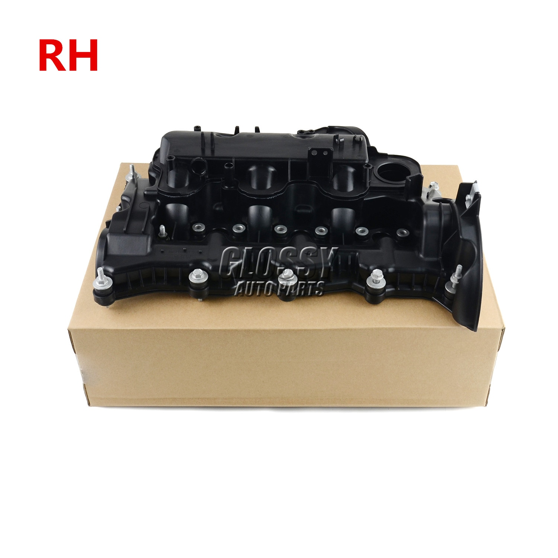 Cubierta de válvula basculante AP03 para LAND ROVER, cubierta de leva, colector de entrada RH, DISCOVERY RR SPORT LR116732 LR105957 LR074623