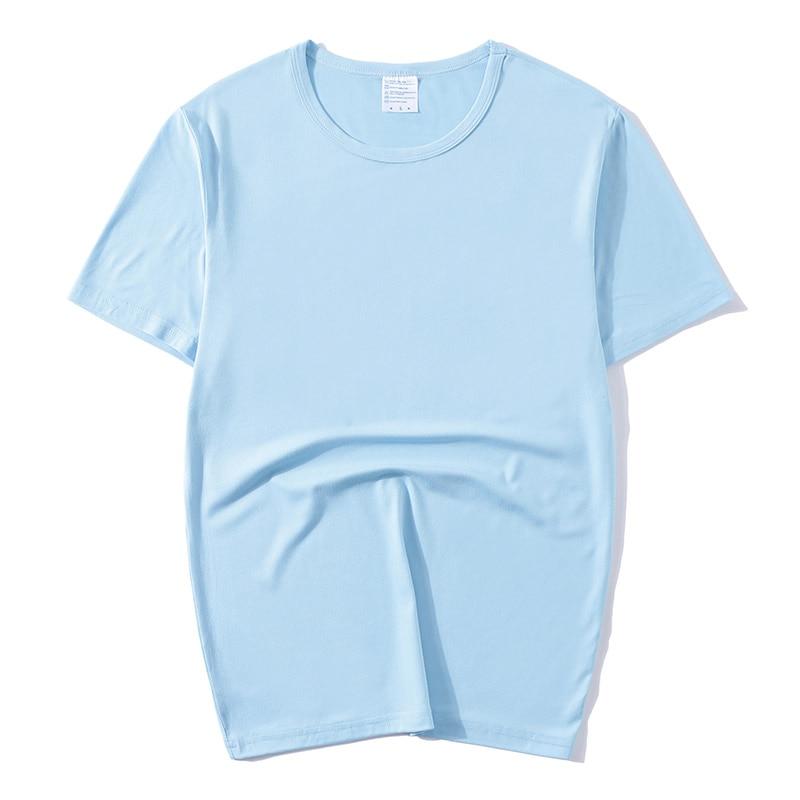 2021 summer new T-shirt, men's and women's short sleeve clothes, trendy brand, student bottomed short T-shirt, customized logo