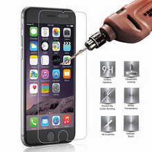 2.5D 9H Screen Protector Tempered Glass For iPhone 5S 6S SE 11 Pro 5 5C XR XS Max Toughened Glas On iPhone 7 6 8 Plus glass Film