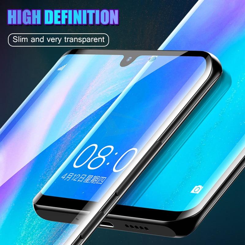 Cristal Protector 9D para Huawei P30 Lite P20 Pro P9, Protector de pantalla antiarañazos de alta calidad para Huawei P Smart Plus