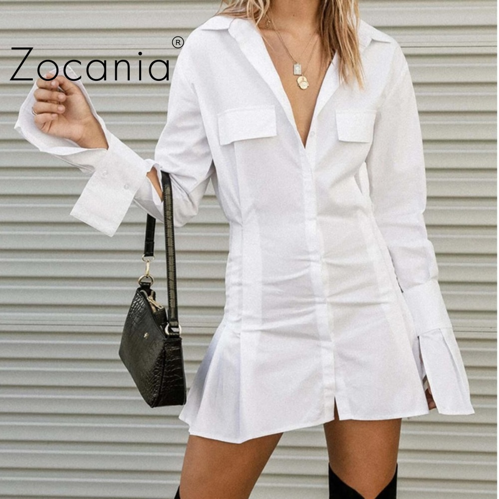 dresses mayoral 10686388 casual dress with short sleeves for girls Solid Pleated Skirt Dresses for Women Sexy Short Casual Female Dress Fold Autumn Dresses for Girls Fashion White Dress