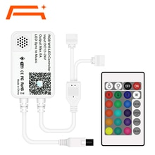 WiFi Controller, Compatible with Alexa Google Assistant, Working with  RGB LED Strip Lights, Comes w